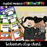 Behavior Clip Chart - Wizard Themed