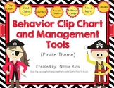 Behavior Clip Chart and Management Tools - Pirates & Chevr