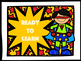 Behavior Clip Chart for Specials Teachers Super Hero Theme