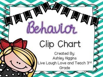 Behavior Clip Chart (script)