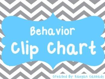 Chevron Theme Behavior Clip Charts