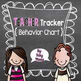 Behavior Clip System Teacher Tracker