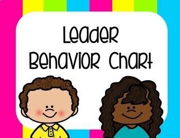 Behavior Clip up Chart Brights