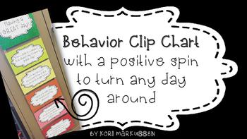 Behavior Clipchart