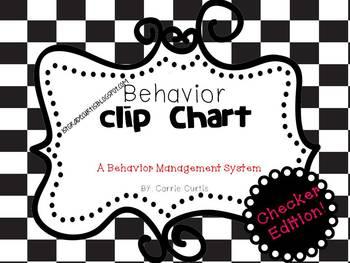 Behavior Clipchart: Checkers Edition!