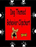 Behavior Clipchart (Dog Show Themed)
