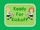 Behavior Clipchart Soccer Theme