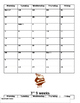 Behavior & Communication Calendars