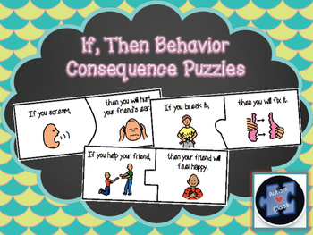 Behavior Consequence Puzzles