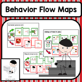 Behavior Contingency Maps, behavior management tool, autism.