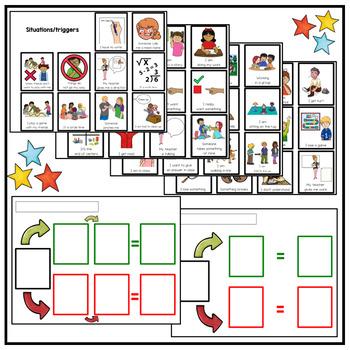 Behavior Contingency Maps, behavior management tool, autism.
