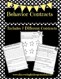 Behavior Contracts