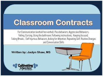 Behavior Contracts