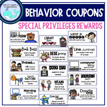 Behavior Coupons