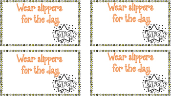Behavior Coupons- Superhero Theme