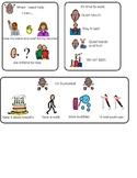 Behavior Cue Cards-for student desk