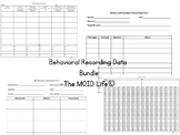 Behavior Data Collection BUNDLE
