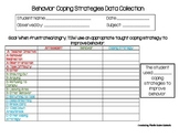 Behavior Data Collection Packet - IEP