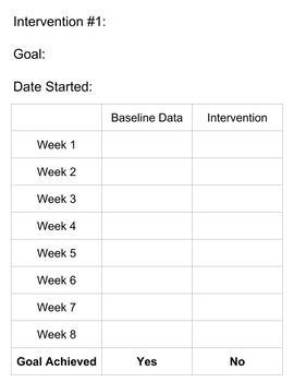Behavior Data Tracker