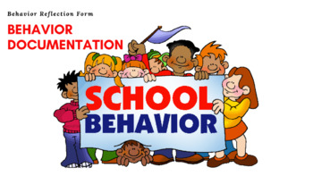 Behavior Documentation