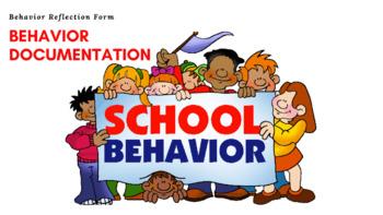 Behavior Documentation
