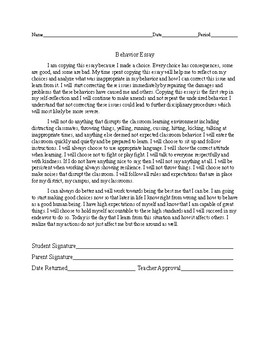 Essay for disruptive students cover letter sample accounting position