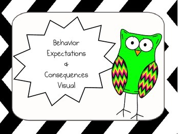 Behavior Expectations Chart
