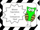 Behavior Expectations Chart
