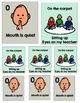 Behavior Expectations Cue Cards