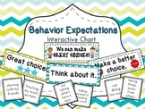 Behavior Expectations Interactive Activity - Making Great