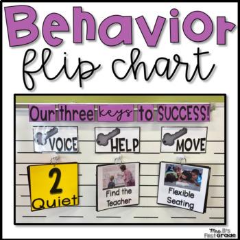 Behavior Flip Chart