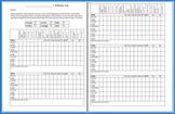 Behavior Folder Chart for Kindergarten