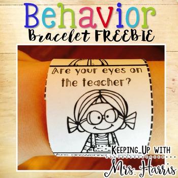 Behavior - Freebie