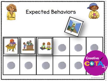 Behavior Games and Activities Bundle