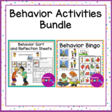 Behavior Games and Activities Bundle