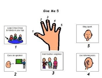 Behavior - Give Me 5