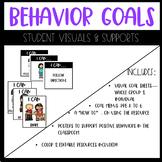Behavior Goal Kit EDITABLE