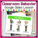 Behavior Good and Bad Choices Digital Lesson Distance Learning