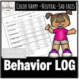 Behavior Home to school Log