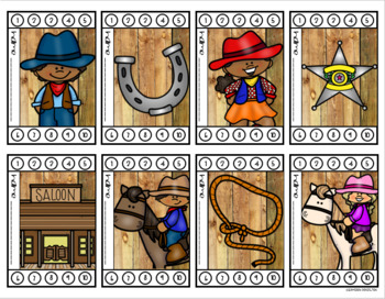 Behavior Incentive Punch Cards Classroom Management Rewards Country Western