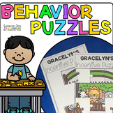 Behavior Incentive Puzzles for Home