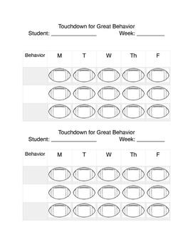 Behavior Incentive & Sticker Chart