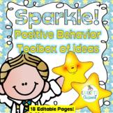 Positive Behavior Incentive Toolbox of Ideas; SPARKLE