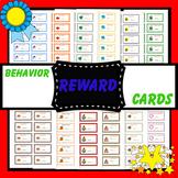 Behavior Incentive reward tickets-12 months variety
