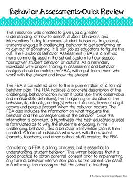 The Big Behavior Intervention Toolkit for RTI