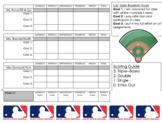 Behavior Intervention Plan - Baseball Themed