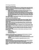 Behavior Intervention Plan Cheat Sheet