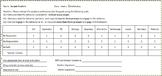 Behavior Intervention Plan and Grapher_10 Slots