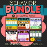 Behavior Intervention & Social Skills Bundle