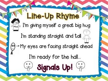 Behavior Line Up